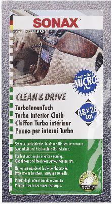 Handreinigungstücher Clean&Drive TurboInnenTuch 18x26 Thekendisplay
