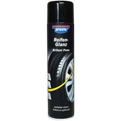 Reifenreiniger presto Reifenglanz-Spray 600