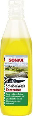 Reiniger, Scheibenreinigungsanlage SONAX ScheibenWash Konzentrat mit Citrusduft