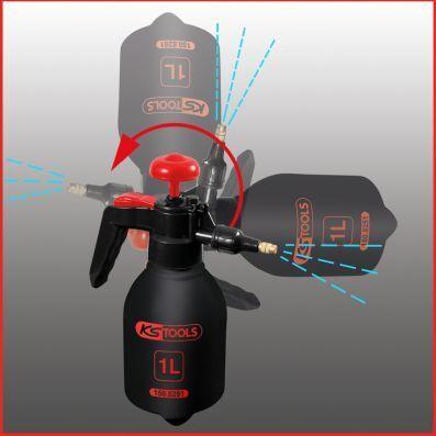 Pumpsprühflasche