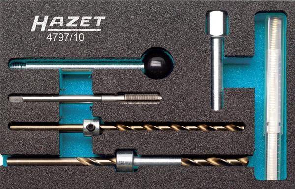 Werkzeugsortiment, Gewindeeinsatz Safety-Insert-System, SmartCase