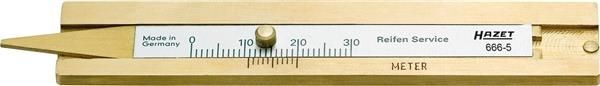 Prüfgerät, Reifendruck/ Profiltiefe