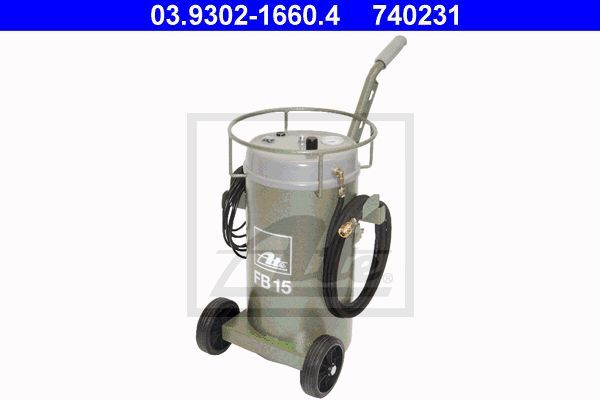 Füll-/Entlüftungsgerät, Bremshydraulik