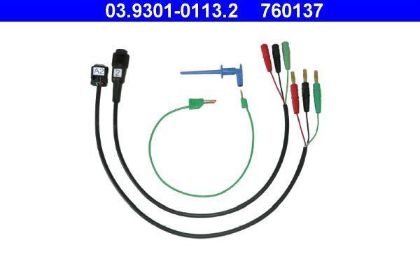 Kabelsatz, Prüfgerät-Radsensor