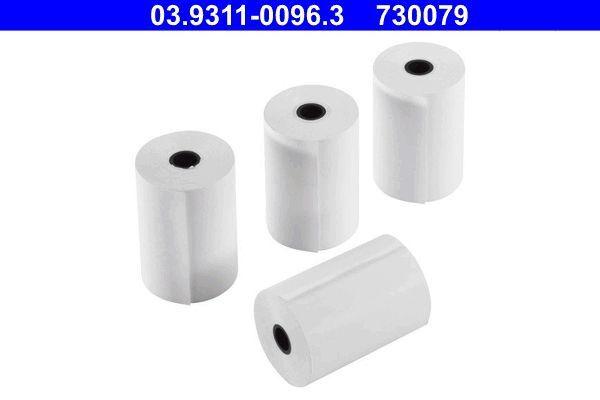 Papierrolle, Prüfgerät-Bremsflüssigkeit