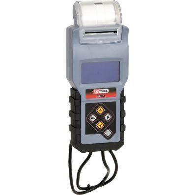 Prüfgerät, Batterie