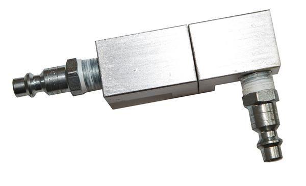 Adapter, Montagevorrichtung (Motor-/Getriebeeinheit) Gear Tronic Adapter MB 7G