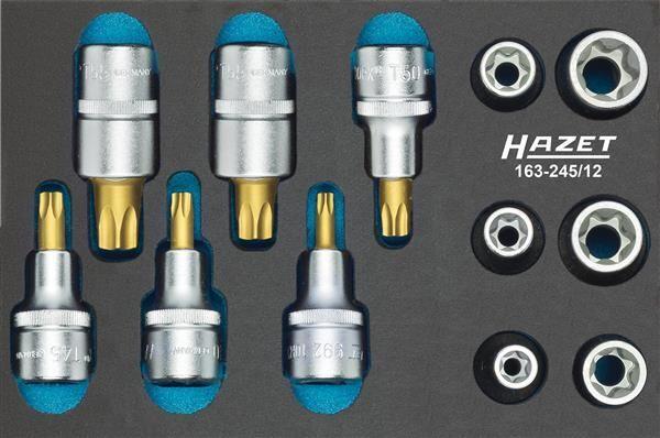 Werkzeugsatz TORX®, Safety-Insert-System