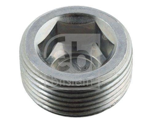 Verschlussschraube, Achsgetriebe