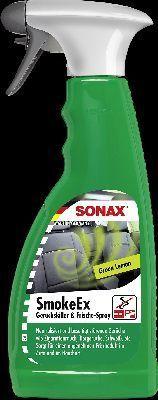 Lufterfrischer SmokeEx Geruchskiller & Frische-Spray Green Lemon