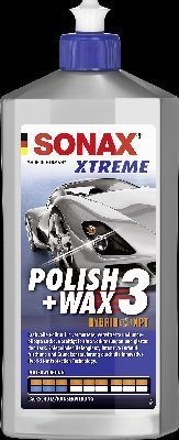 Lackpolitur Xtreme Polish & Wax 3 Hybrid NPT