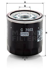 Filter, Entlüftung-Kraftstoffbehälter