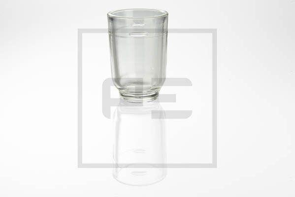 Schauglas, Handförderpumpe