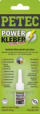 Universalklebstoff POWER KLEBER blitzschnell