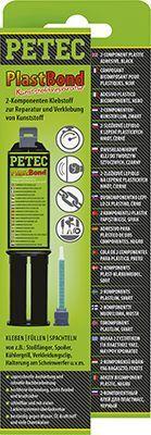 Universalklebstoff PLASTBOND, Kunststoffreparatur schwarz