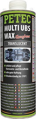 Unterbodenschutz MULTI UBS -WAX Saugdose, TRANSLUCENT