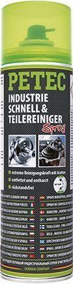 Schnellreiniger INDUSTRIE-, SCHNELL- & TEILEREINIGER SPRAY