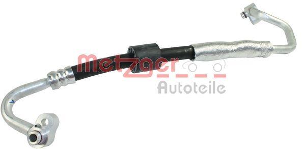 Hochdruck-/Niederdruckleitung, Klimaanlage