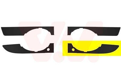 Rahmen, Nebelscheinwerfer ** Equipart **