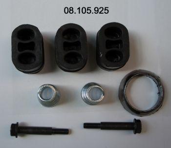 Montagesatz, Schalldämpfer - 08.105.925