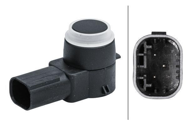 Sensor, Einparkhilfe