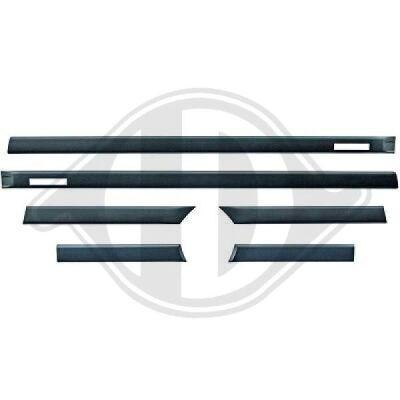 Zier-/Schutzleiste, Tür HD Tuning
