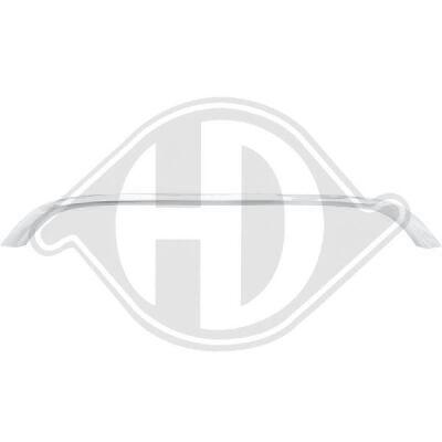 Zier-/Schutzleiste, Kühlergitter