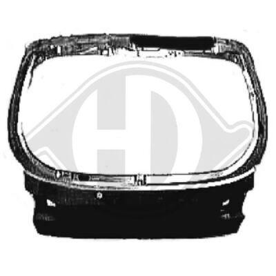 Koffer-/Laderaumklappe