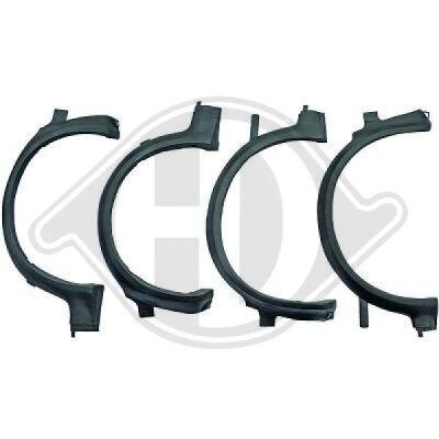 Zier-/Schutzleistensatz HD Tuning