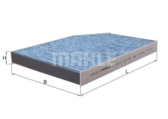 Filter, Innenraumluft CareMetix®