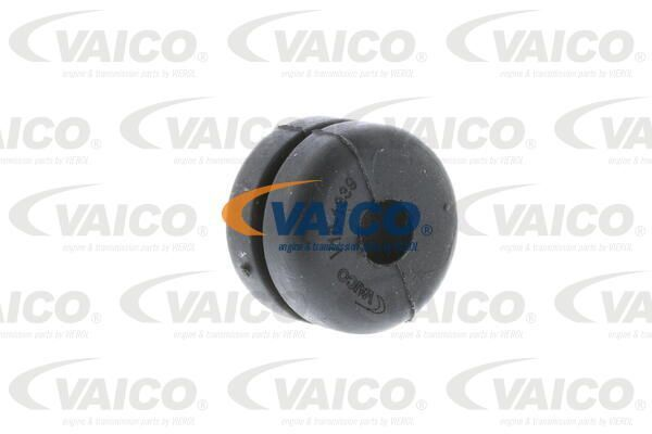 Lagerung, Stabilisatorkoppelstange Original VAICO Qualität