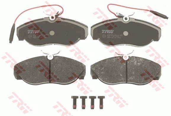 Bremsbelagsatz, Scheibenbremse COTEC - GDB1105