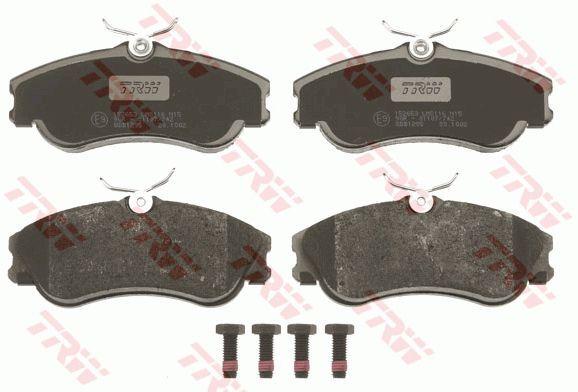 Bremsbelagsatz, Scheibenbremse COTEC - GDB1295