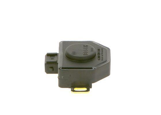 Sensor, Drosselklappenstellung