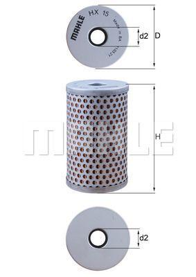 Hydraulikfilter, Lenkung